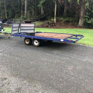 Snowmobile Trailer for Sale in Snohomish, WA