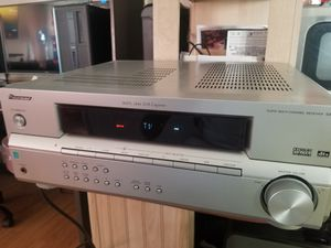 As-Is Pioneer Receiver..no remote..powers on! for Sale in Beulaville, NC