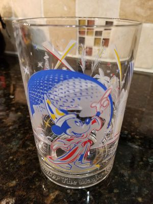 1996 Walt Disney World 25th Anniversary McDonald's Cup - Epcot for Sale in Fort Lauderdale, FL