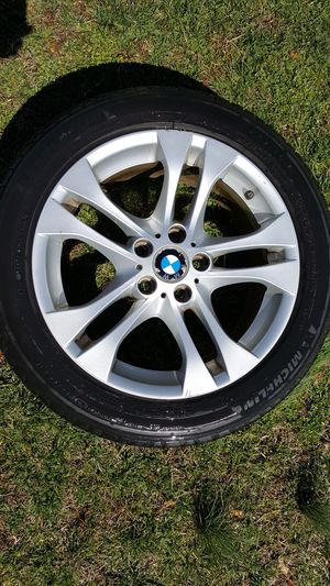 """BMW E83 X3 Rims wheels 18"""" for Sale in Yonkers, NY"""
