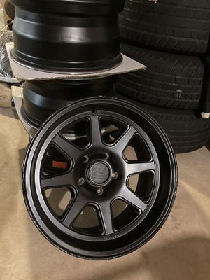 KMC wheels for Jeep Gladiator 17x9 for Sale in Great Falls, VA