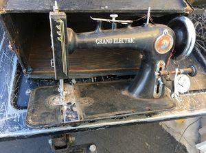 Grand electric sewing machine for Sale in Lodi, CA