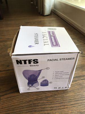 Facial steamer and moisturizer NTFS-618 for Sale in Santa Monica, CA