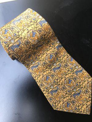 Gucci Ferragamo Burberry neck ties for Sale in Austin, TX
