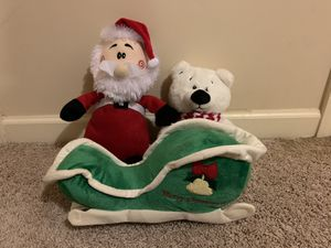 Christmas set for plushie for Sale in Acworth, GA