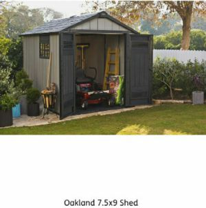 New. + Duotech Shed + Still in Box + $900 + Storage for Sale in Las Vegas, NV