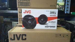 BRAND NEW JVC 6 1/2 SPEAKERS 300 WATTS for Sale in Montebello, CA
