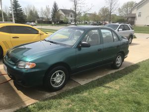 1999 Hyundai Accent for Sale in Wellington, OH