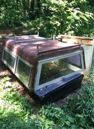 "CAMPER SHELL 56"" X 72"" LADDER RACK FOR PICK UP TRUCK for Sale in Winston-Salem, NC"