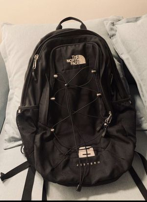 The NorthFace black backpack Jester II. In Great condition. for Sale in Pasadena, CA