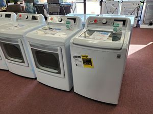 5.0 cu.ft. Smart wi-fi Enabled Top Load Washer with TurboWash3D™ Technology for Sale in Artesia, CA