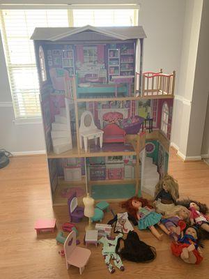 American Girl doll house for Sale in Chesapeake, VA