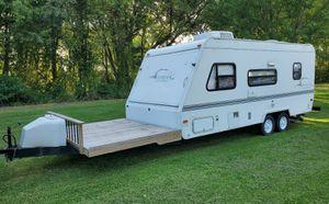 Trailer White Camper for Sale in CORP CHRISTI, TX