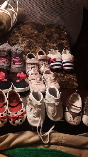 Baby Girl Shoes for Sale in Watervliet, NY