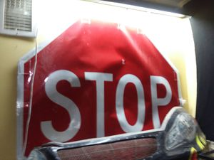 4'x 4' Stop Sign for Sale in Bedford, VA
