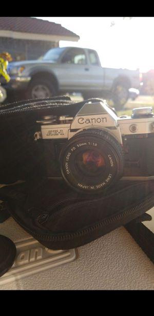 Canon AE-1 for Sale in Perris, CA