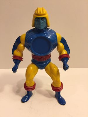 Syklone - MOTU Masters Universe Heman - Vintage Action Figure Toy Mattel for Sale in Lisle, IL