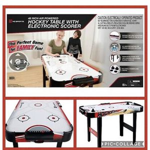 "48"" Air Hockey Table W/ Electronic Score for Sale in Bonita, CA"