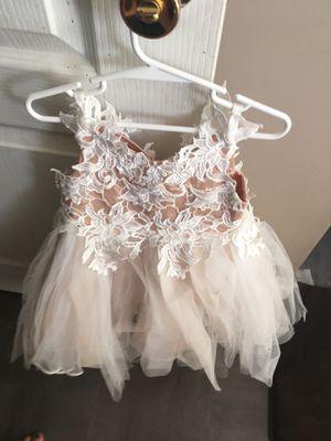 Size 5/6 girls dress for Sale in Dallas, GA
