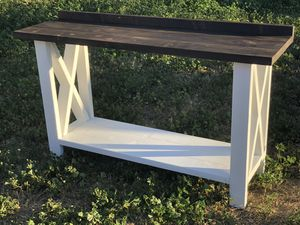 Rustic Entry Table for Sale in Tucson, AZ