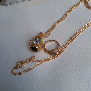 Gold Necklace And Ring Designer for Sale in Sloan, NV