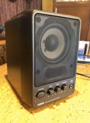 Yamaha studio monitor amplified for Sale in Jurupa Valley, CA