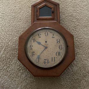 Waterbury Rare Antique Clock 1900s for Sale in Lehigh Acres, FL