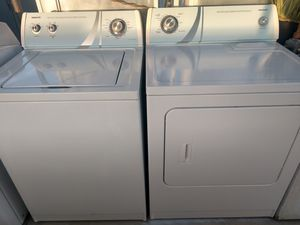 """""""ADMIRAL"""" MATCHING SET WASHER & ELECTRIC DRYER SUPER CAPACITY PLUS for Sale in Phoenix, AZ"""