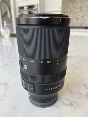 Sony G Master FE 70-300mm for Sale in Orlando, FL