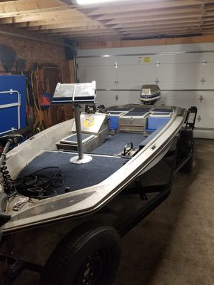 1979 hydrasport fishing boat for Sale in Elmwood Park, IL