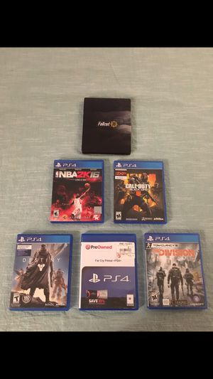 PS4 Games for Sale in Cape Coral, FL