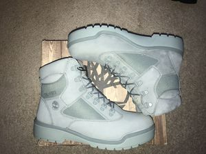 Timberland Field Boot 6'' Jade Size 10 for Sale in Reston, VA