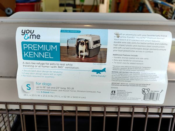 You & Me Premium Kennel