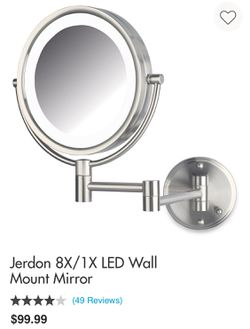 Lighted makeup mirror for Sale in Portland,  OR