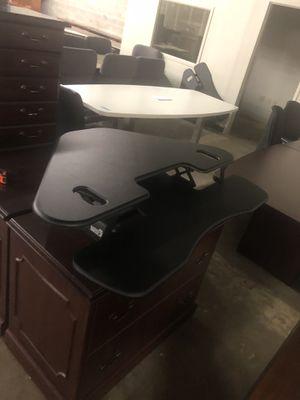 Veridesks/desk risers available for Sale in Doraville, GA