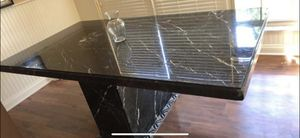 Stone large dining table for Sale in Columbus, OH
