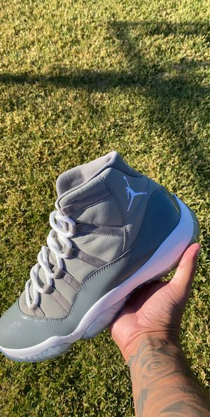 "Jordan 11 ""Cool grey"" for Sale in Dinuba, CA"