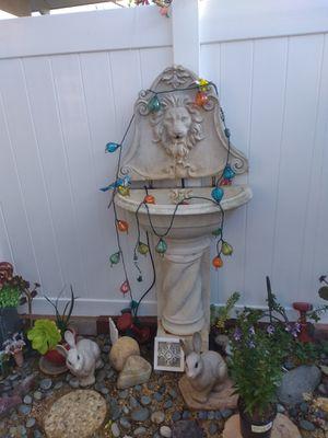 Fountain for Sale in Huntington Beach, CA