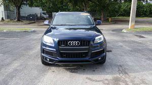 2013 Audi Q7 S Line Prestige for Sale in Hallandale Beach, FL