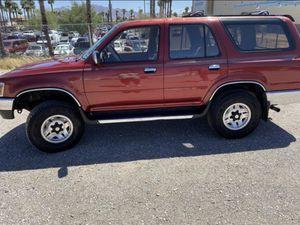 1995 Toyota 4Runner for Sale in Las Vegas, NV