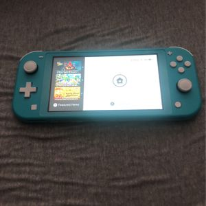 Blue Switch Lite w/ Charger for Sale in Phoenix, AZ