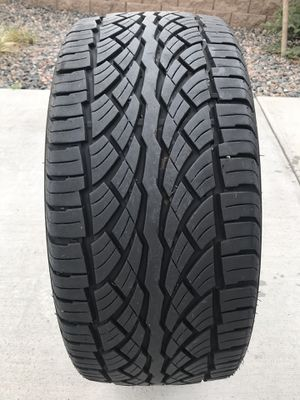 "22"" Chrome rims and 3 tires for Sale in Aurora, CO"