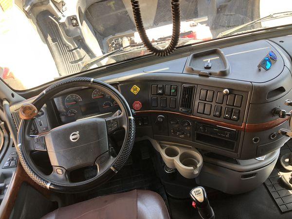 2009 Volvo Vnl 780