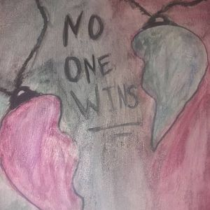 No one wins// art for Sale in Butte, MT