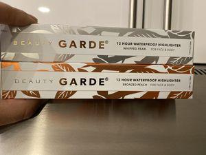 Beauty Garde - 12 hour waterproof highlighter set for Sale in Seattle, WA