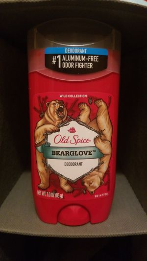 Old Spice Bearglove 3.0oz for Sale in Wimauma, FL