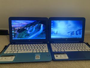 2 HP Stream 11's laptops for Sale in Arlington, VA