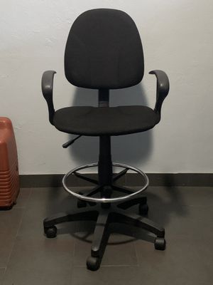 Drafting Stool in Black 📝 for Sale in Hollywood, FL