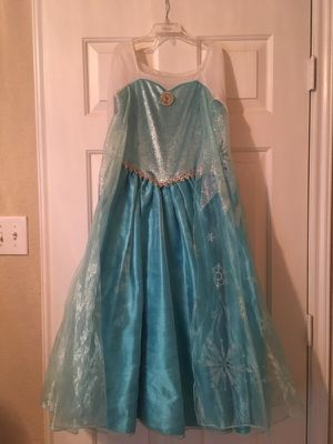 Disney Princess Elsa Dress for Sale in Fort Worth, TX