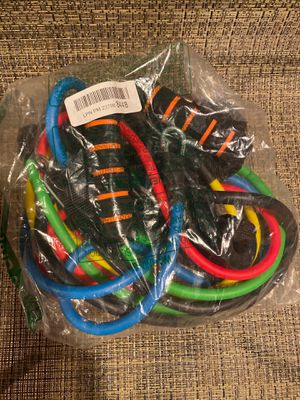Exercise Stretch Bands for Sale in Chicago, IL